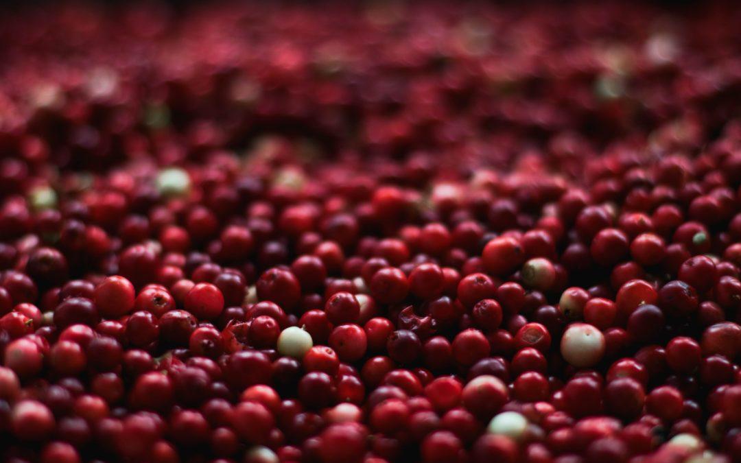 Cranberry-Herb Butter